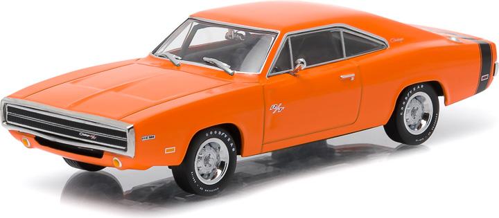 1970 Dodge Charger R/T - HEMI Orange