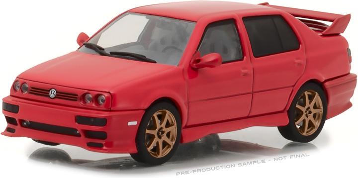 86313 - 1:43 1995 Volkswagen Jetta A3 - Red