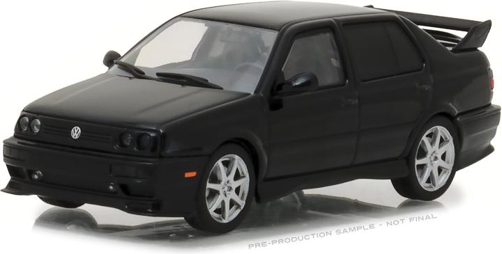 86314 - 1:43 1995 Volkswagen Jetta A3 - Black