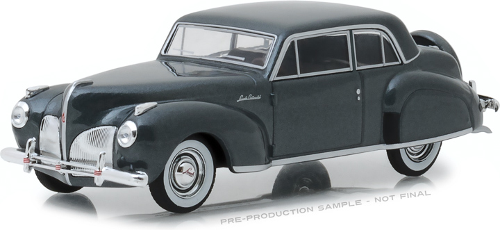 86325 - 1:43 1941 Lincoln Continental - Cotswold Gray Metallic