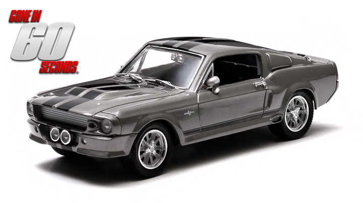 "1:43 1967 Ford Mustang ""Eleanor"""