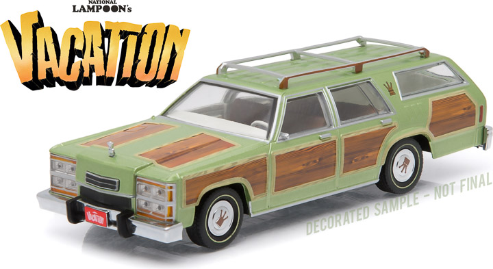 1979 Family Truckster Wagon Queen National Lampoon's Vacation (1983)