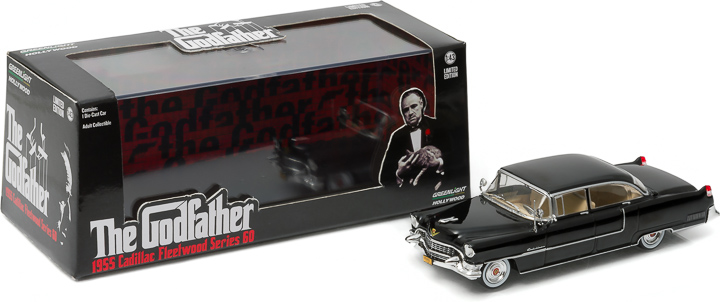1:43 Hollywood - The Godfather (1972) - 1955 Cadillac Fleetwood Series 60 Special