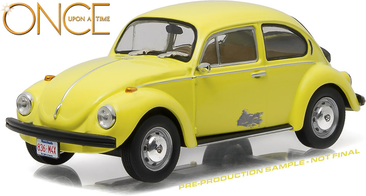 1:43 Once Upon A Time (2011-Current TV Series) - Emma's Volkswagen Beetle