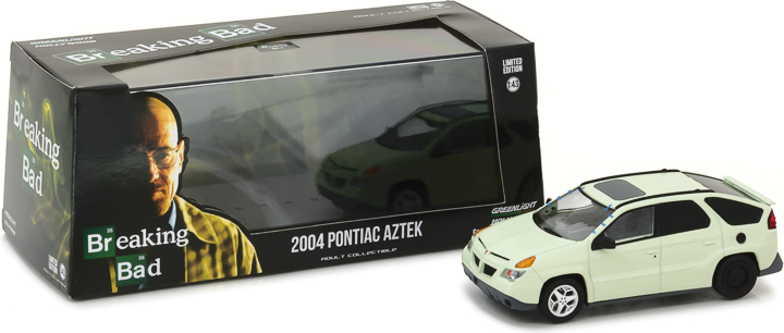 86498 - 1:43 Breaking Bad (2008-13 TV Series) - 2004 Pontiac Aztek