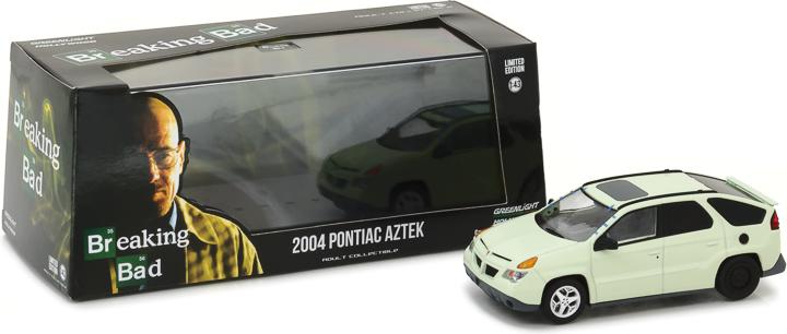 86498 - 1:43 Breaking Bad (2008-13 TV Series) - 2004 Pontiac Aztek