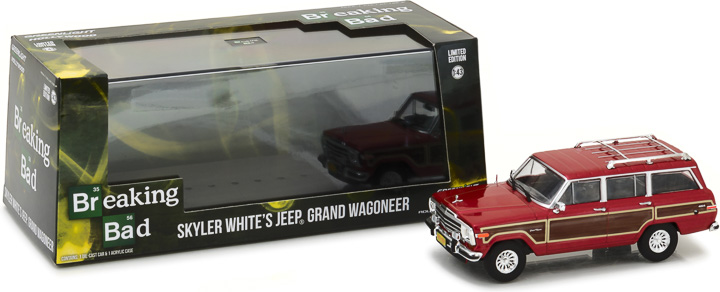 86499 - 1:43 Breaking Bad (2008-13 TV Series) - Jeep Grand Wagoneer