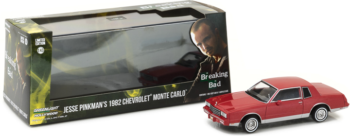 86501 - 1:43 Breaking Bad (2008-13 TV Series) - 1982 Chevy Monte Carlo