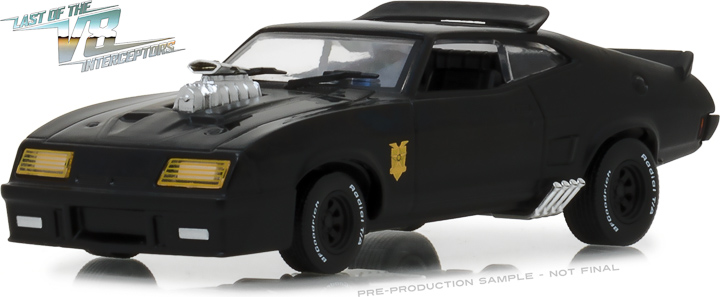 86522 -1:43 Last of the V8 Interceptors (1979) - 1973 Ford Falcon XB