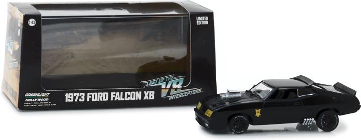 86522 -1:43 Last of the V8 Interceptors (1979) - 1973 Ford Falcon XB