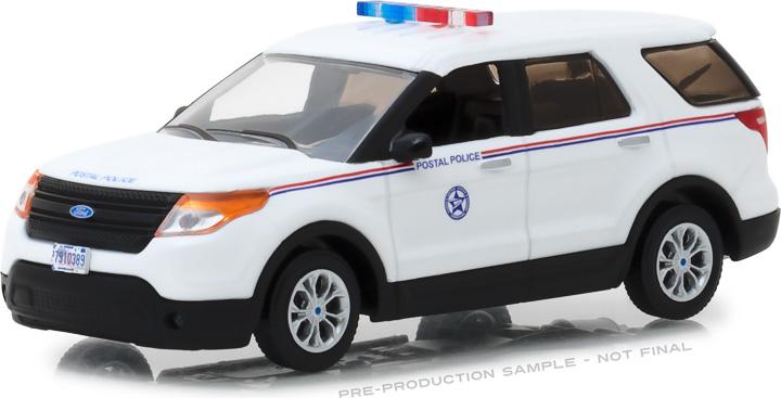 86524 - 1:43 2014 Ford Explorer United States Postal Service (USPS) Postal Police