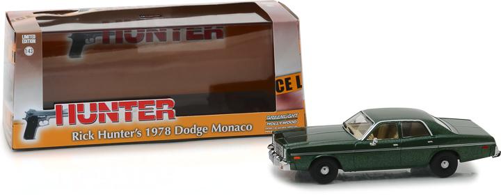 86537 - 1:43 Hunter (1984-91 TV Series) - 1977 Dodge Monaco