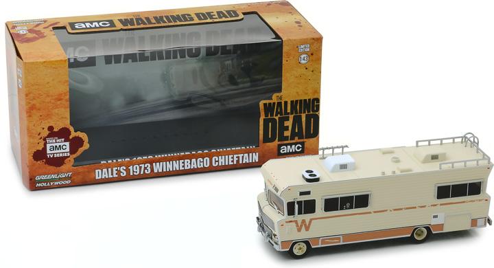 86543 - 1:43 The Walking Dead (2010-Current TV Series) - Dale's 1973 Winnebago Chieftain