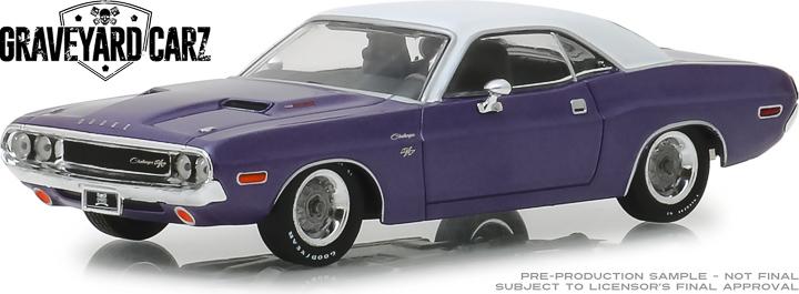 86553 - 1:43 Graveyard Carz (2012-Current TV Series) - 1970 Dodge Challenger R/T