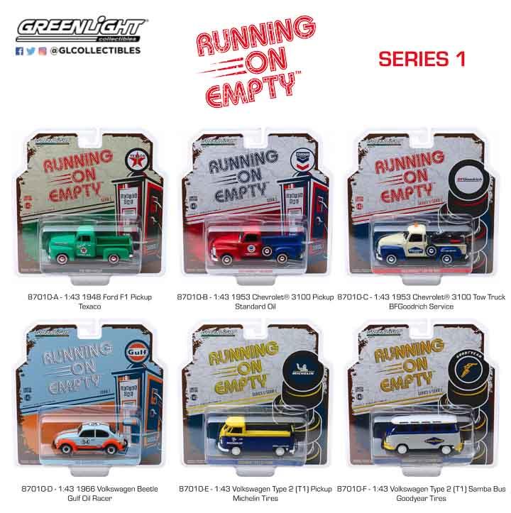 87010 - 1:43 Running on Empty Series 1