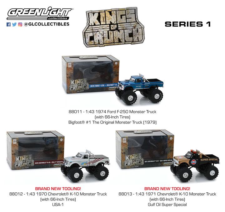88010 - 1:43 Kings of Crunch Series 1