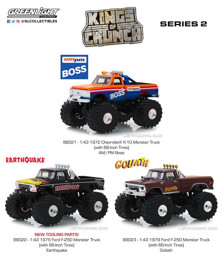 88020 - 1:43 Kings of Crunch Series 2