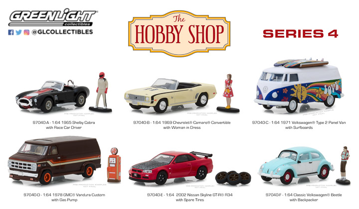 The Hobby Shop :: GreenLight Collectibles