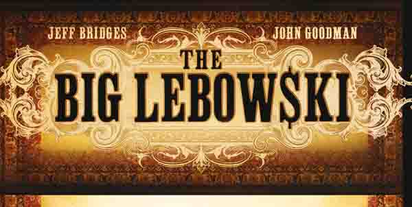 The Big Lebowski Logo