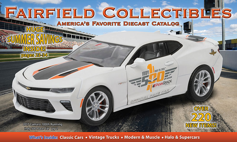 Fairfield Collectibles Cover Photo