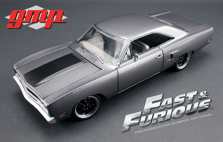 GMP-18857 - 1:18 GMP - 1970 Plymouth Road Runner