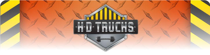 HD Trucks Product Banner