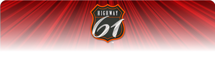 Highway 61 Product Banner