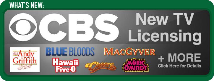 CBS Licensing Announcement