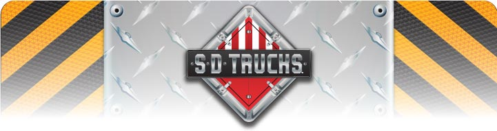 SD Trucks Product Banner