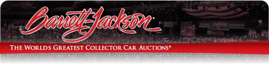 Barrett Jackson Banner