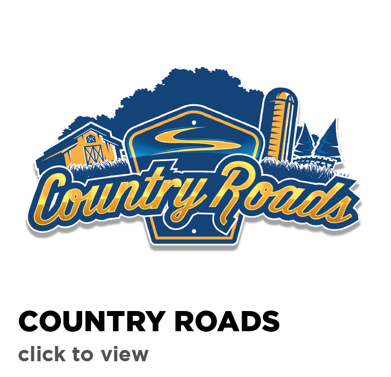 GreenLight County Roads Series