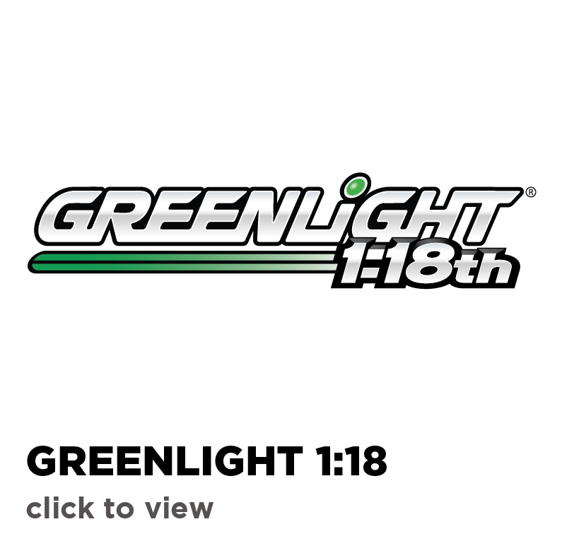 GreenLight 1:18 Scale