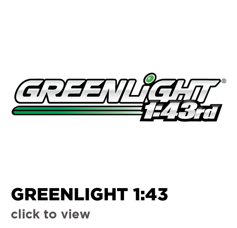 GreenLight 1:43 Scale